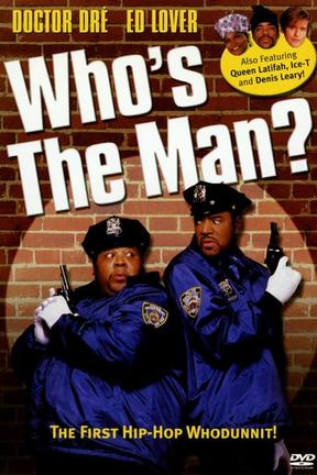 poster for Who's the Man?