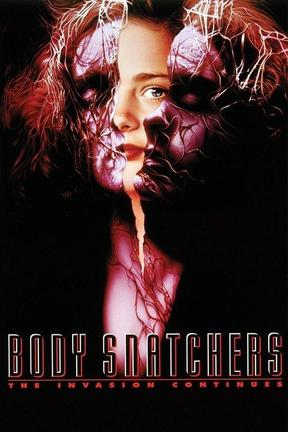 poster for Body Snatchers