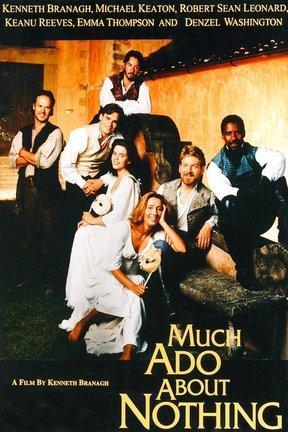 poster for Much Ado About Nothing