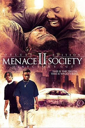 poster for Menace II Society