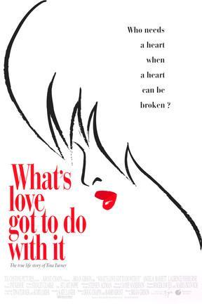 poster for What's Love Got to Do With It