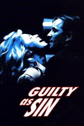poster for Guilty as Sin