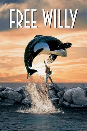 poster for Free Willy