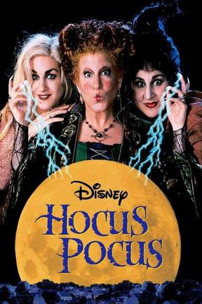 poster for Hocus Pocus