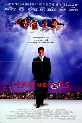 poster for Heart and Souls