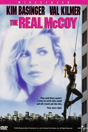 poster for The Real McCoy