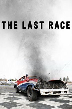 poster for The Last Race