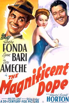 poster for The Magnificent Dope
