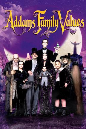 poster for Addams Family Values