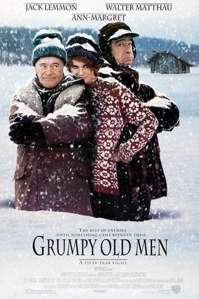 poster for Grumpy Old Men