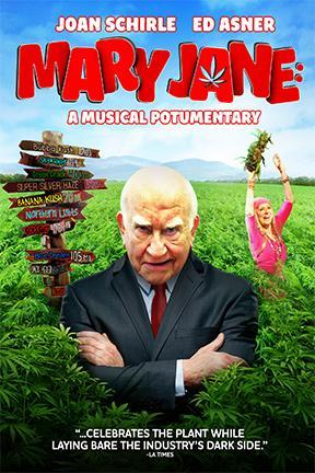 poster for Mary Jane: A Musical Potumentary