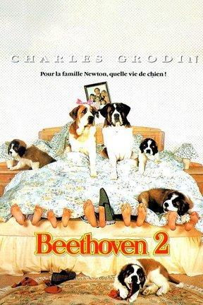 poster for Beethoven's 2nd