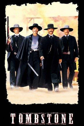 poster for Tombstone