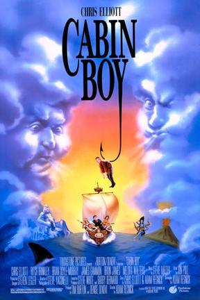 poster for Cabin Boy