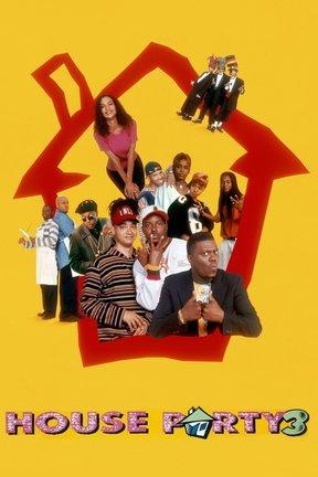 poster for House Party 3