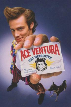 poster for Ace Ventura: Pet Detective
