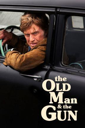 poster for The Old Man & the Gun