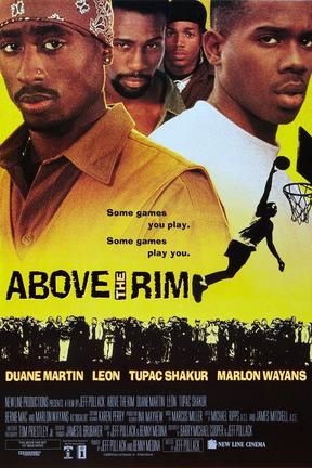 poster for Above the Rim