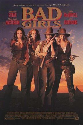 poster for Bad Girls