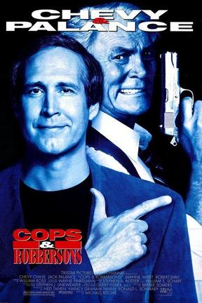 poster for Cops and Robbersons
