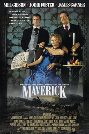 poster for Maverick