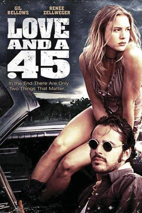 poster for Love and a .45
