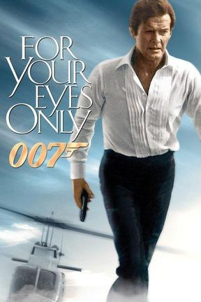 poster for 007-For Your Eyes Only