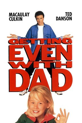 poster for Getting Even With Dad