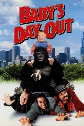 poster for Baby's Day Out