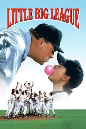 poster for Little Big League