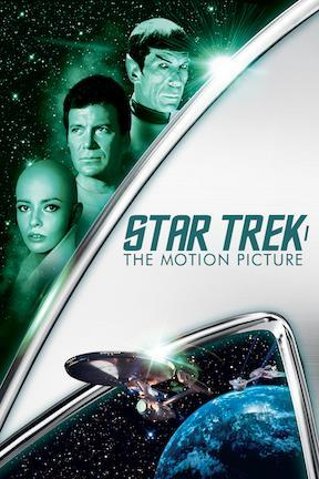 poster for Star Trek: the Motion Picture