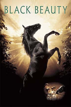poster for Black Beauty