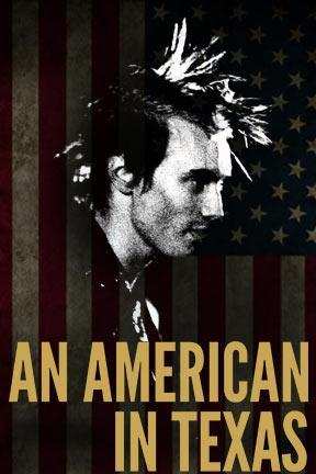 poster for An American in Texas
