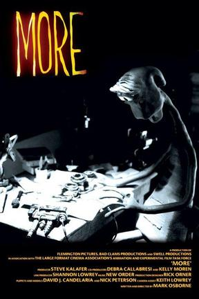 poster for More