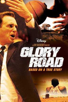 poster for Glory Road
