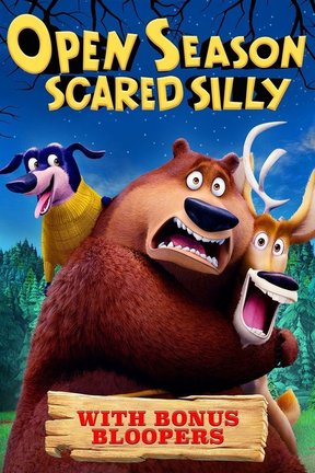 poster for Open Season: An IMAX 3D Experience