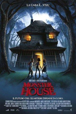 poster for Monster House