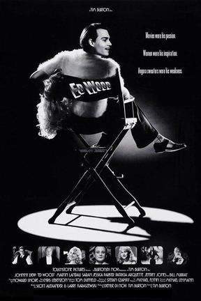 poster for Ed Wood