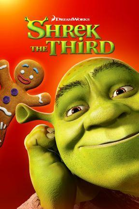 poster for Shrek the Third