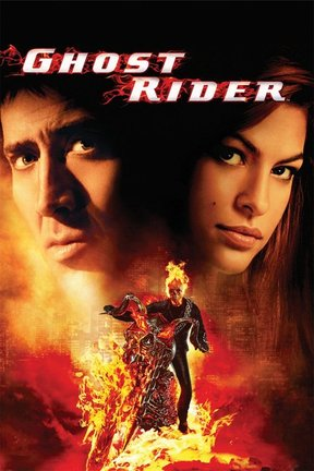 poster for Ghost Rider