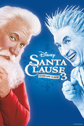 poster for The Santa Clause 3: The Escape Clause