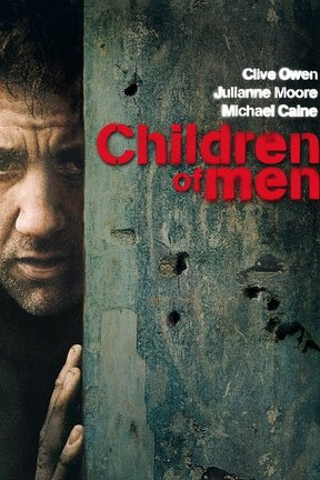 poster for Children of Men
