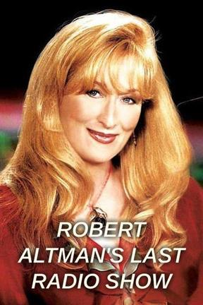 poster for A Prairie Home Companion