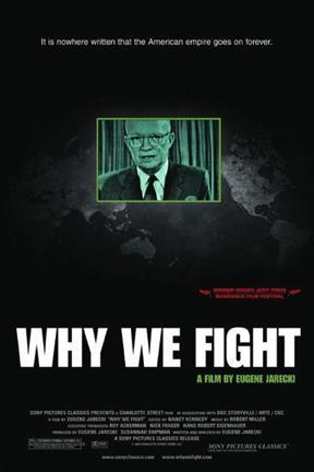poster for Why We Fight