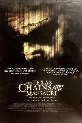 poster for The Texas Chainsaw Massacre: The Beginning