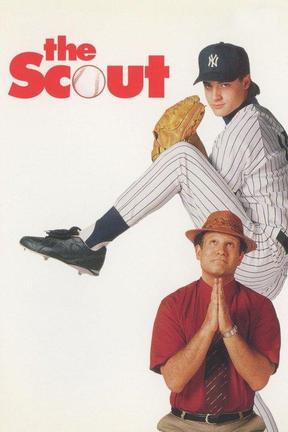 poster for The Scout