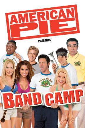poster for American Pie Presents: Band Camp