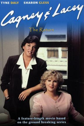 poster for Cagney & Lacey: The Return