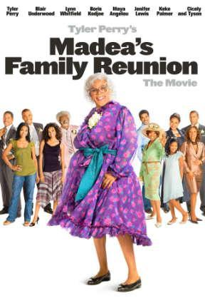 poster for Madea's Family Reunion