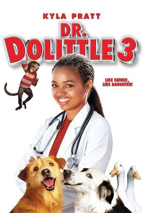 poster for Dr. Dolittle 3